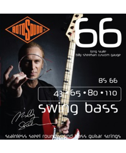 Rotosound BS66 Billy Sheehan