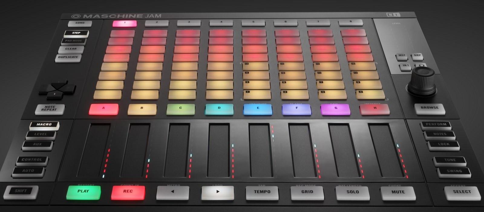 Native Instruments Maschine Jam - Controladores DJ - Controlador ...