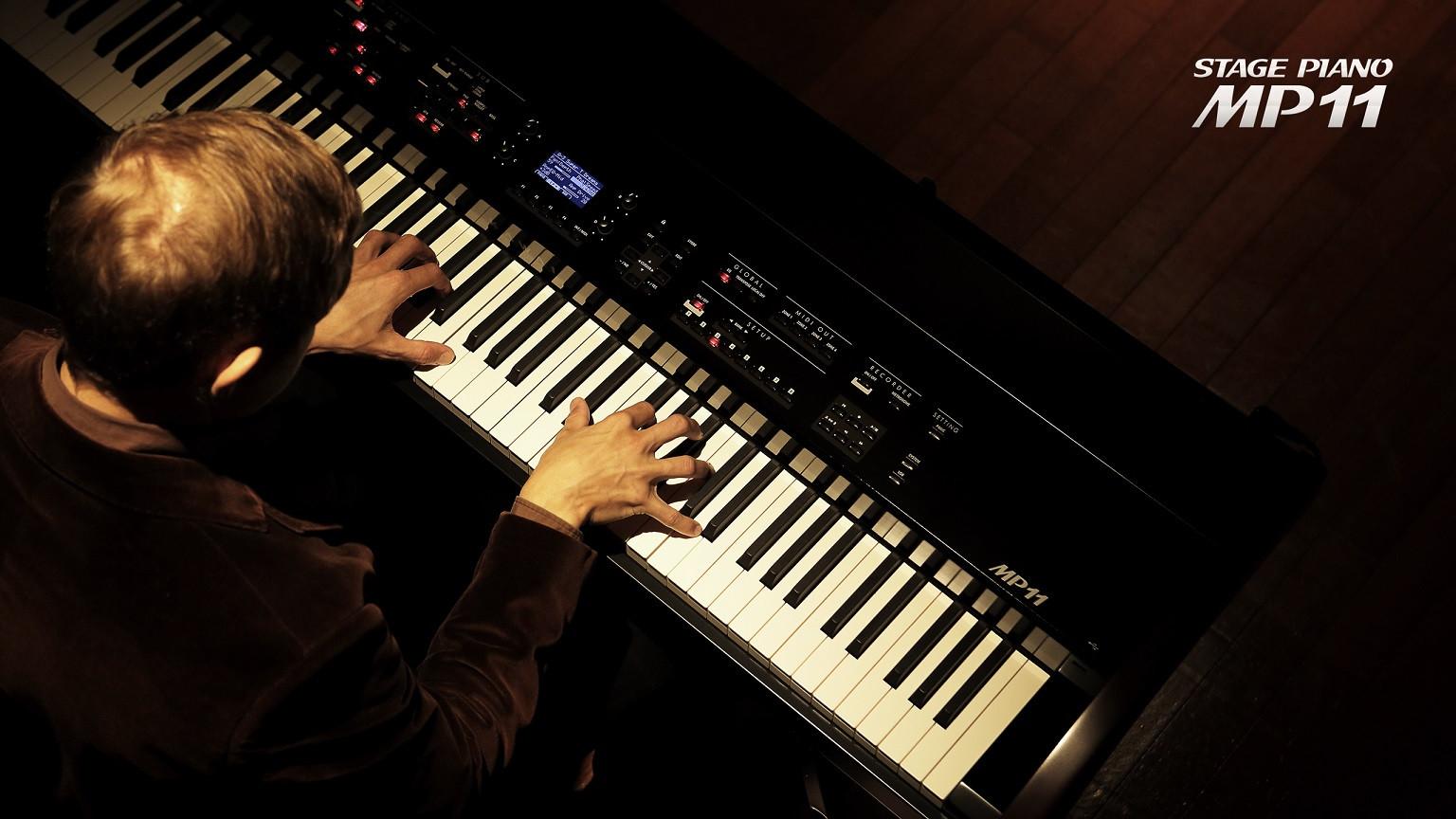kawai mp11 stage piano piano digital teclado musifex. Black Bedroom Furniture Sets. Home Design Ideas