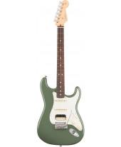 Fender American Pro Strat HSS Showbucker RW AO