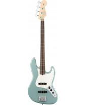 Fender American Pro Jazz Bass Fretless SNG
