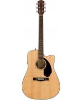 Fender CD60SCE Nat