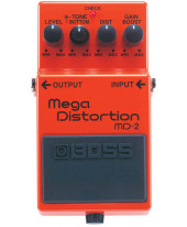 Boss MD-2 Mega Distortion