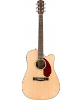 Fender CD140SCE NAT com Estojo