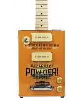 Bohemian Guitars Oil Can BG15 TNT
