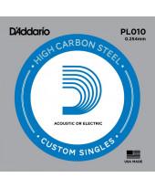 DAddario PL010 Single String