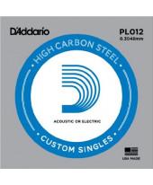 DAddario PL012 Single String