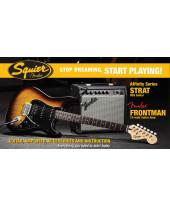 Fender Pack Affinity Strat HSS BSB
