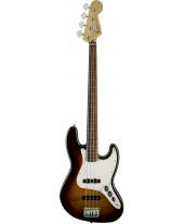 Fender Standard Jazz Bass Fretless BSB