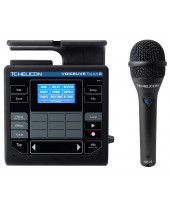 TC Helicon VoiceLive Touch 2 com OFERTA microfone MP-75