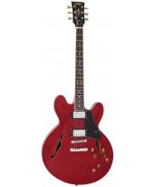 Vintage VSA500 Cherry Red