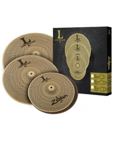 Zildjian L80 Low Volume Cymbal Set LV468