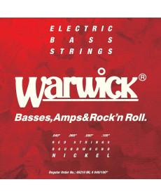 Warwick 46210 Medium Light Long Scale