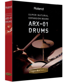 Roland ARX-01 SuperNATURAL Drums