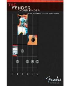 Fender Chord Finder