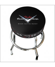 Fender Custom Shop Pinstripe Bar Stool 24