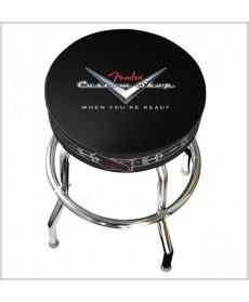 Fender Custom Shop Pinstripe Bar Stool 24