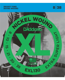 Daddario EXL130 Extra-Super Light