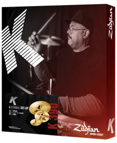 Zildjian K-Series Pro Box Set
