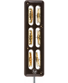 Latin Percussion LP182 Jingle Kick Brass