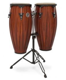 "Latin Percussion LP646NY 10""+11"" Conga Set CMW"