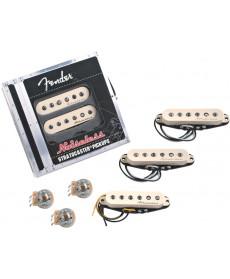 Fender Vintage Noiseless Stratocaster Pickups Aged White