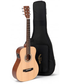 Sigma Guitars TM-12E Natural c/ Saco