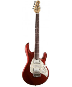 Music Man Silhouette Candy Red RW HSH 510212002