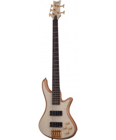 Schecter Stiletto Custom 5 Natural