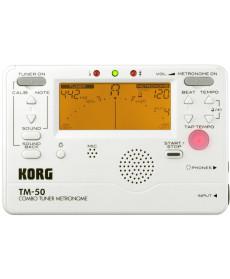 Korg TM-50 WH