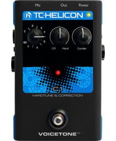 TC Helicon VoiceTone C1 Hardtune Correction