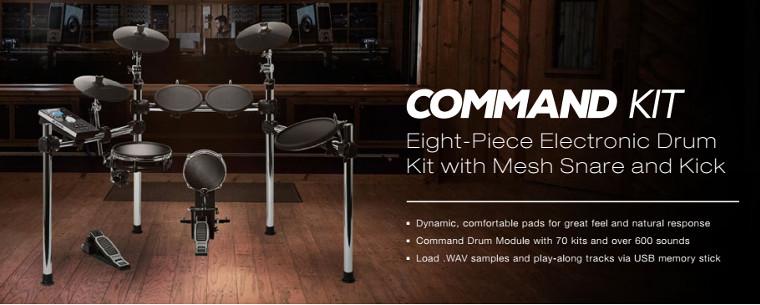 Alesis Command Kit