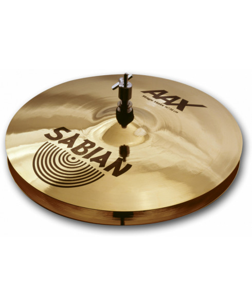 Sabian AAX Stage Hats 14""