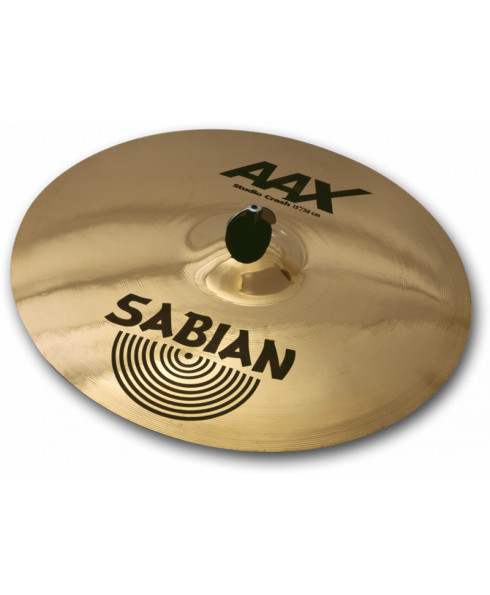 Sabian AAX Studio Crash 15""