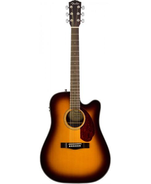 Fender CD140SCE SB com Estojo