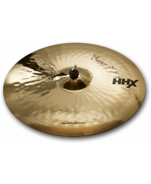 Sabian HHX Raw Bell Dry Ride 21""