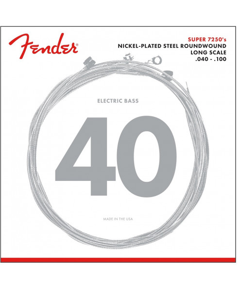 Fender 7250L Light Long Scale