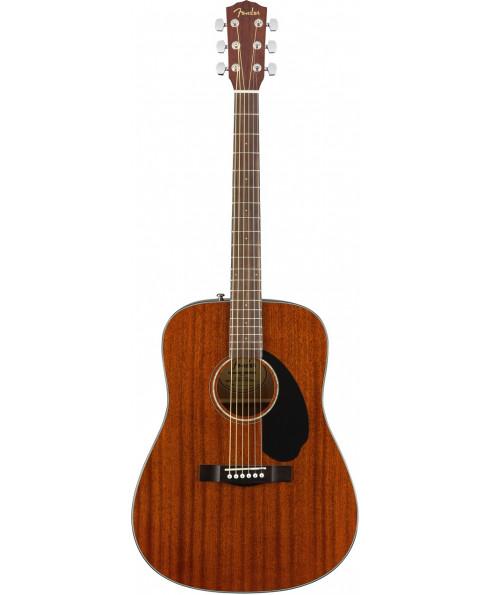 Fender CD-60S All Mahogany