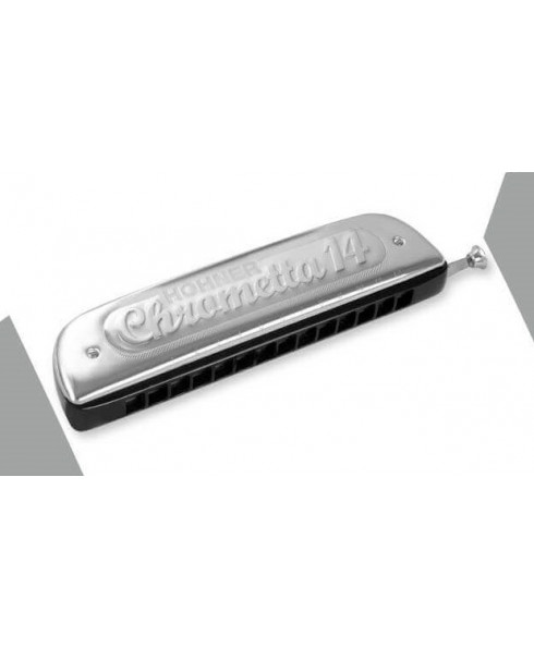 Hohner Chrometta 14 C 56