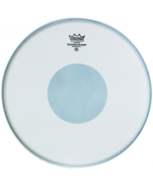 """Remo Controlled Sound Coated 14"""""""