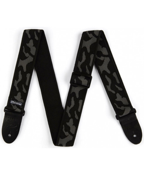 Dunlop Classic Strap Cammo Gray