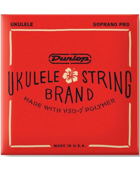 Dunlop Ukulele Soprano Pro Strings