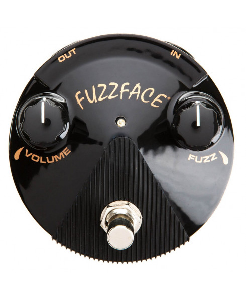 Dunlop Bonamassa Fuzz Face Mini Distortion