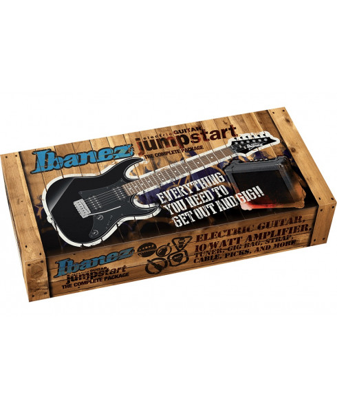 Ibanez Jumpstart IJRX20 Black Night