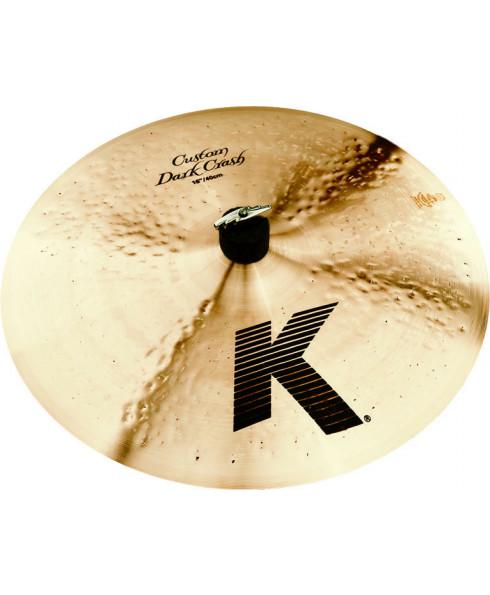 "Zildjian K-Custom Dark Crash 16"""