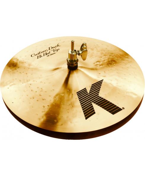 """Zildjian K-Custom Dark HiHat 13"""""""
