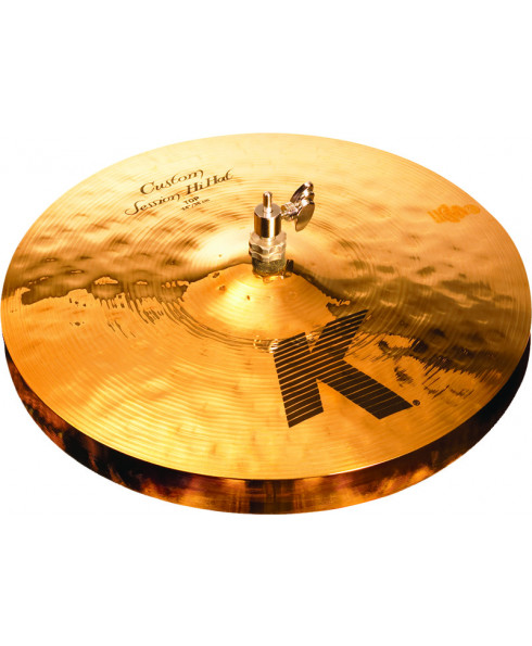 "Zildjian K-Custom Session HiHat 14"""