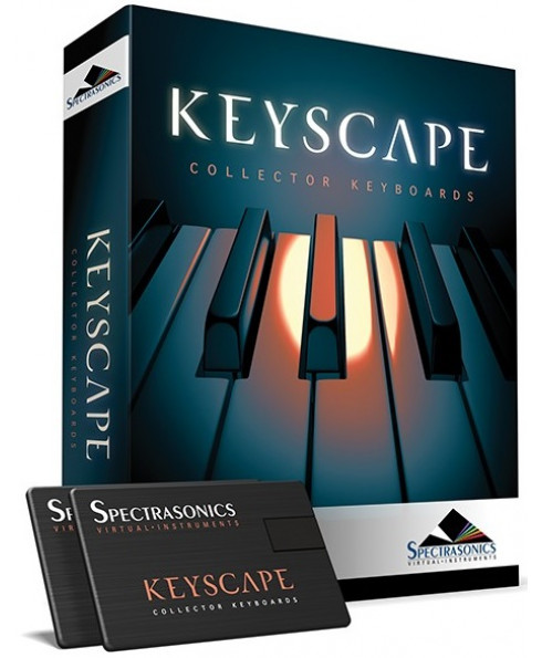 Spectrasonics Keyscape - Collector Keyboards