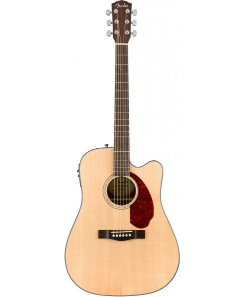 Fender CD140SCE NAT com Estojo