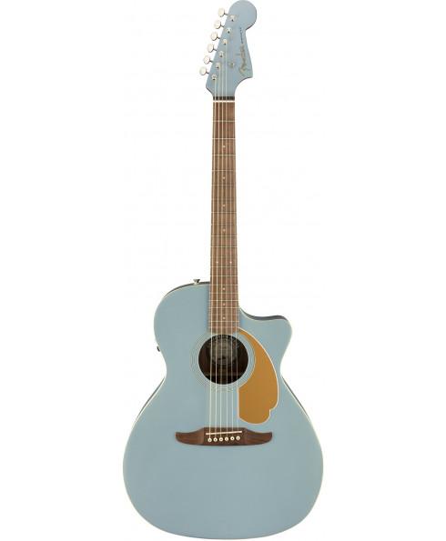 Fender Newporter Player Ice Blue Satin